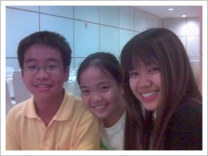 Wei Hao, Rolynn and Me