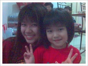 Me and Sze Ying